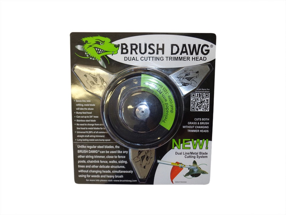 brush dawg trimmer